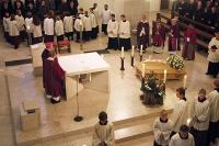 Requiem und Beisetzung von Pfarrer em. Mathias Herpers