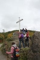 Herbst-Pilgertour mit Bruder Leo