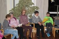 Advent mit Oma und Opa