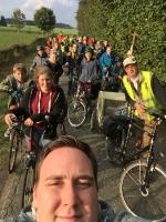 Radtour in den Herbstferien nach Paderborn