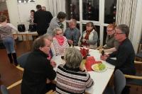 Begegnung im Pfarrheim St. Joseph zur Begrüßung der neuen Seelsorger