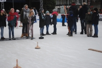 KÖB St. Jakobus beim Eisstockschießen mit den Kindern und Sternsingern 2017