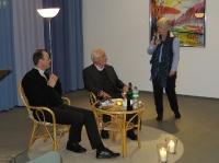 Spirtueller Leseabend mit Dr. Hans Döink