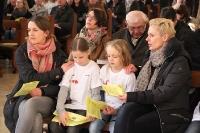 Tauferneuerungsfeier der Erstkommunionkinder 2017