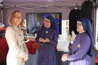 Schwester Flavia und Schwester Davidis aus Caraveli/Peru zu Gast in Dülmen