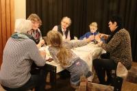 Adventsnachmittag mit Großeltern und Enkel