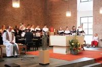 Auftakt der ChorSingschule St. Viktor