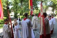 Erstkommunion in St. Viktor