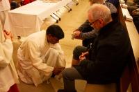 Gründonnerstag - Messe vom letzten Abendmahl