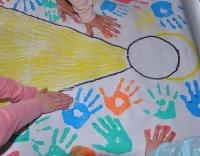Kinderbibeltag in Merfeld