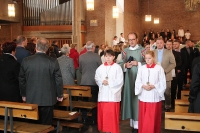 Tauffest im Oktober in St. Joseph