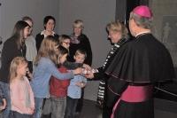 Verleihung des Bischof-Heinrich-Tenhumberg-Preis für das intergenerative Krippenprojekt