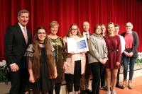 Verleihung des Ehrenamtspreises der Stadt Dülmen