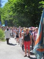 Wallfahrt zum Mariendom in Neviges