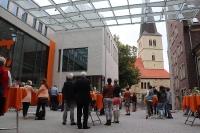 einsA-Eröffungsfest mit den Kooperationspartnern
