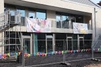 Einzug in die neuen Räume des St. Anna-Kindergarten im einsA