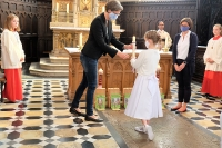 Erstkommunion in St. Jakobus