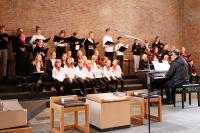 Neuaufnahme bei der ChorSingschule St. Viktor und Ehrung langjähriger Mitglieder