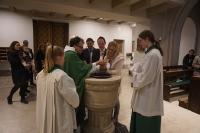 Tauffest im Februar in St. Antonius