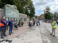 Mit dem Fahrrad auf den Spuren Galens