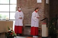 Taufe und Firmspendung in St. Joseph