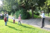 Familienwallfahrt nach Flamschen