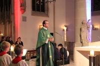 Jugendgottesdienst mit den Gefirmten 2014 aus den Gemeinden von St. Viktor