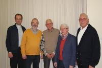 Letzte Sitzung des Verwaltungsausschusses von St. Viktor