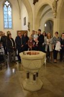Tauffest im Dezember in St. Agatha
