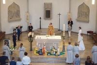 Erstkommunionfeier in St. Agatha