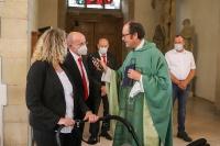 Taufe in St. Viktor