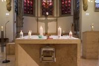 Taufe mit Firmspendung und 40jähriges Ehejubiläum